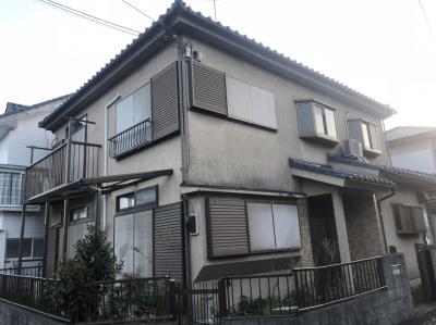 平塚市O様邸 外壁塗装工事