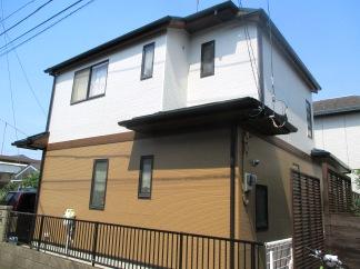 外壁・塗装工事 N様邸(神奈川県藤沢市)