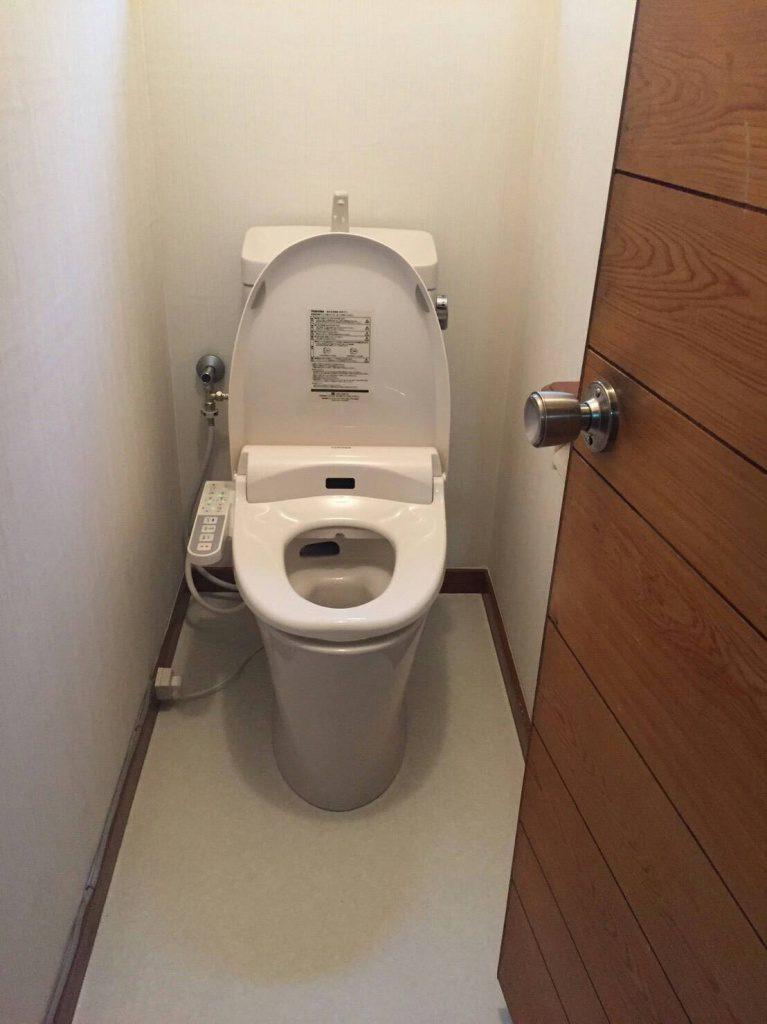 茅ヶ崎 S様邸 トイレ工事