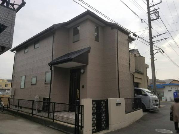 横浜泉区H様邸 外壁、屋根塗装、内装リフォーム
