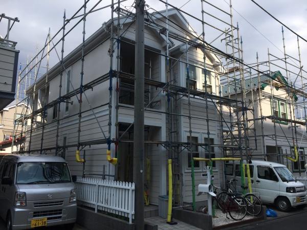 藤沢市 Y様邸 S様邸 外壁塗装 屋根塗装