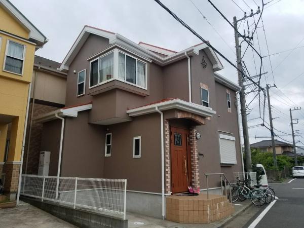 茅ヶ崎市N様邸 外壁塗装、屋根塗装