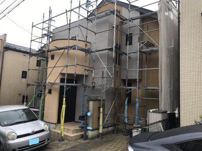茅ヶ崎市矢畑M様邸 屋根塗装、外壁塗装