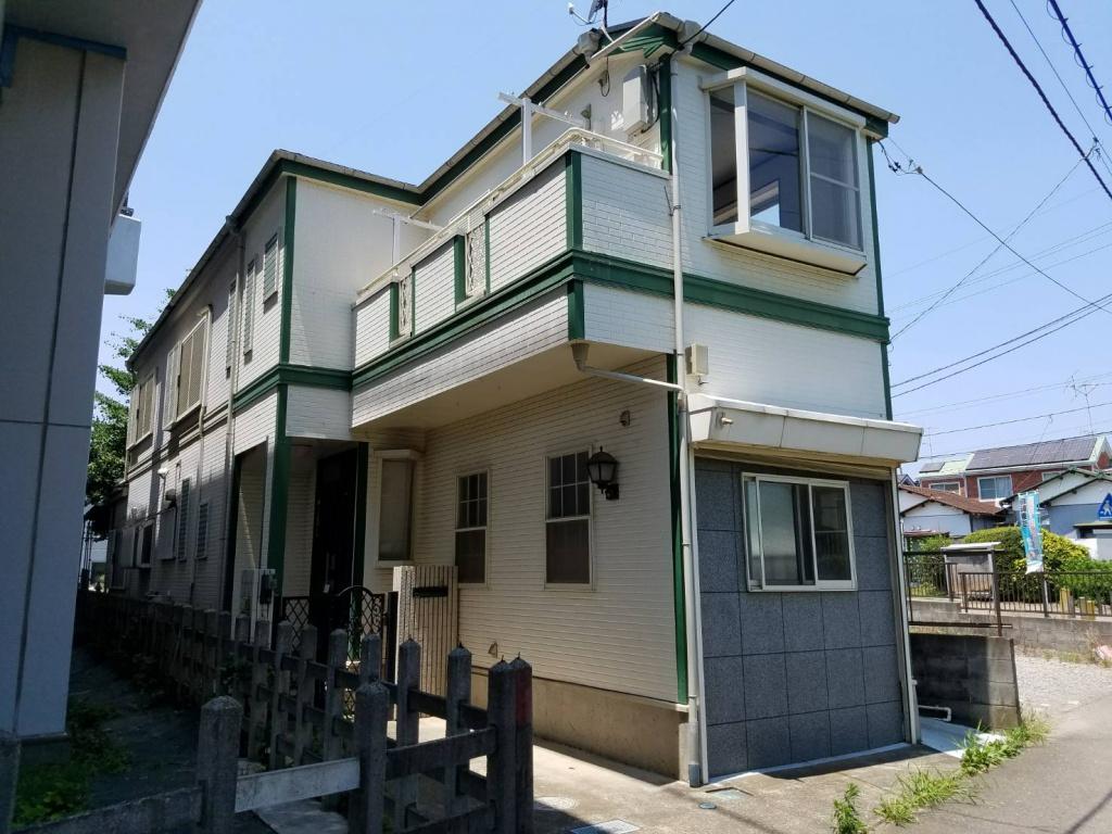 茅ヶ崎市赤羽根I様邸 屋根塗装、外壁塗装工事