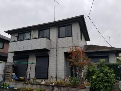 厚木市K様邸 屋根・外壁塗装工事