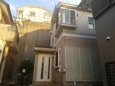 寒川A様邸 屋根・外壁塗装工事