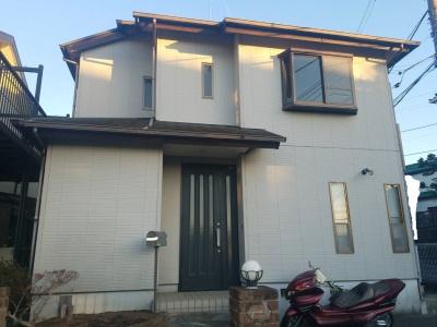 海老名市N様邸 屋根・外壁塗装工事