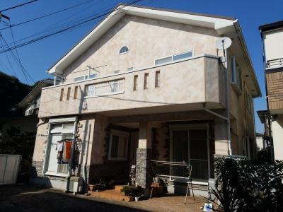 鎌倉市M様邸 外壁・屋根塗装工事
