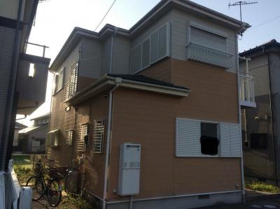 平塚市M様邸 外壁・屋根塗替工事