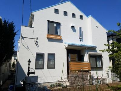 茅ヶ崎Y様邸 外壁・屋根塗替工事