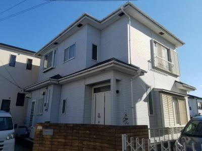 茅ケ崎市T様邸 外壁屋根塗装工事