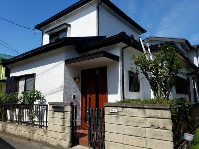 茅ヶ崎市N様邸 外壁・屋根塗装工事