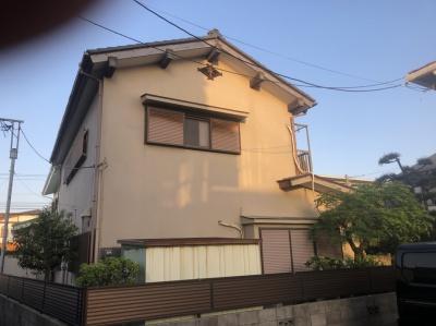 平塚市R様邸 外壁塗装・玄関扉交換工事