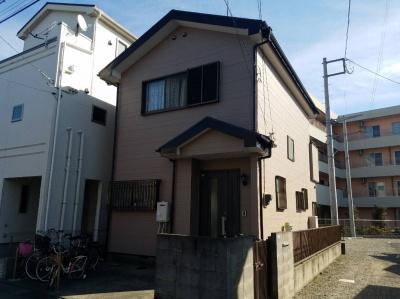 茅ヶ崎市M様邸 外壁屋根塗装工事
