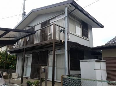 茅ヶ崎市K様邸 外壁屋根塗装