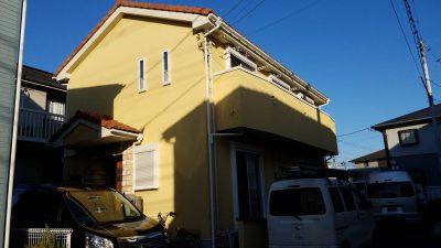 茅ヶ崎市S様邸 外壁塗装工事