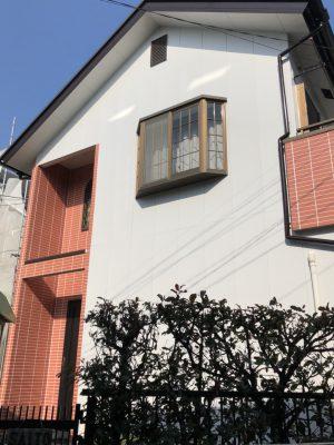 茅ヶ崎市S様邸 外壁・屋根塗装工事