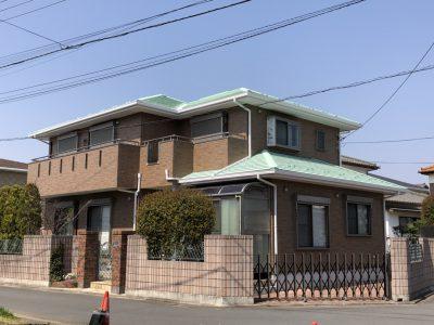 茅ヶ崎市M様邸 外壁塗装工事