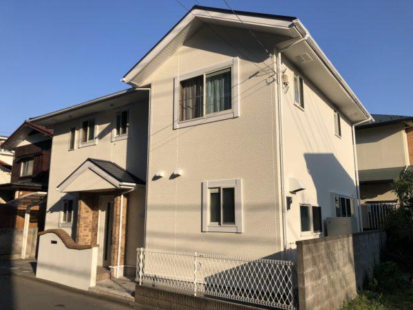 平塚市S様邸 外壁・屋根塗装工事