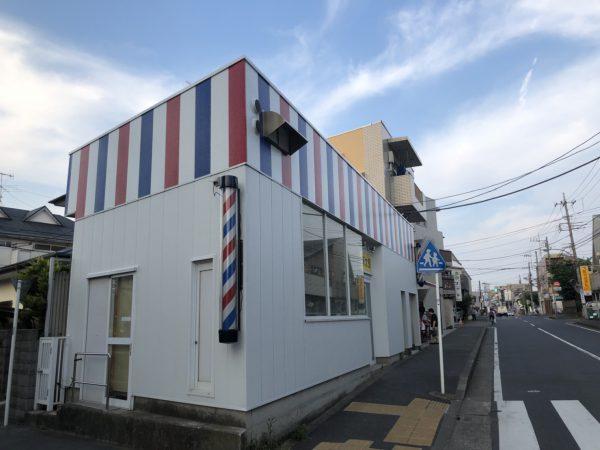茅ケ崎市テナント 外壁塗装工事