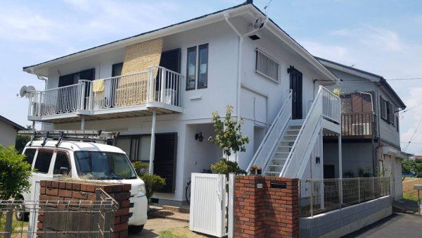 茅ヶ崎市 H様邸 外壁塗装・階段防水・窓面格子交換工事