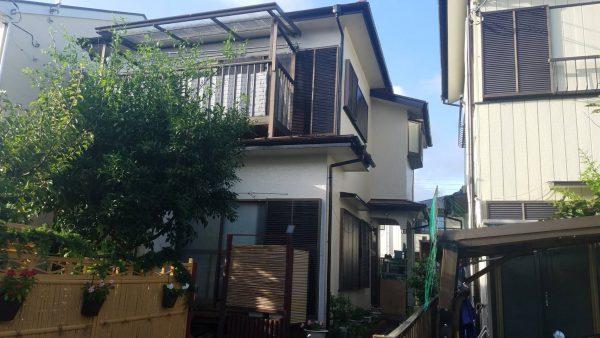寒川町 S様邸外壁・屋根・付帯部塗装工事