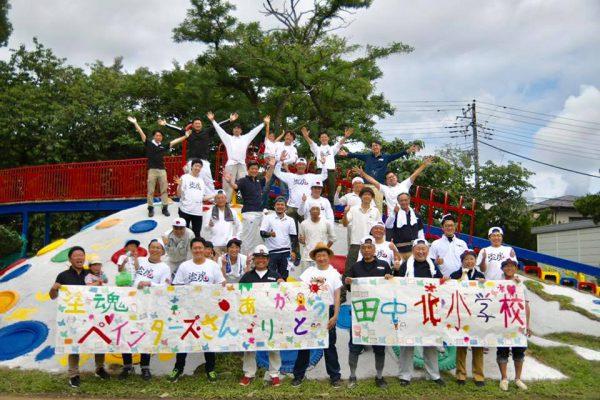 千葉県へボランティアに行ってきました!