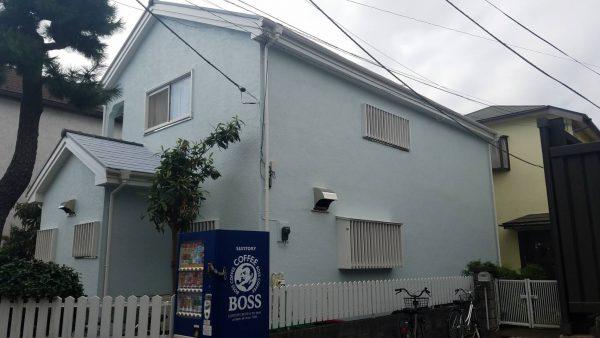 茅ケ崎市 M様邸 外壁・付帯部・屋根塗装・軒天張替え工事