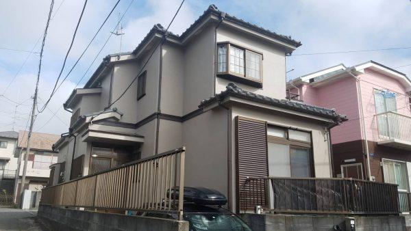 茅ケ崎市S様邸 外壁塗装・バルコニー防水・屋根補修工事
