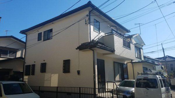 茅ヶ崎市 O様邸 外壁・屋根・付帯部・バルコニー床防水工事