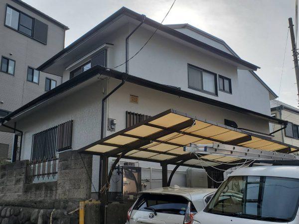 茅ヶ崎市 T様邸 外壁・屋根塗装工事