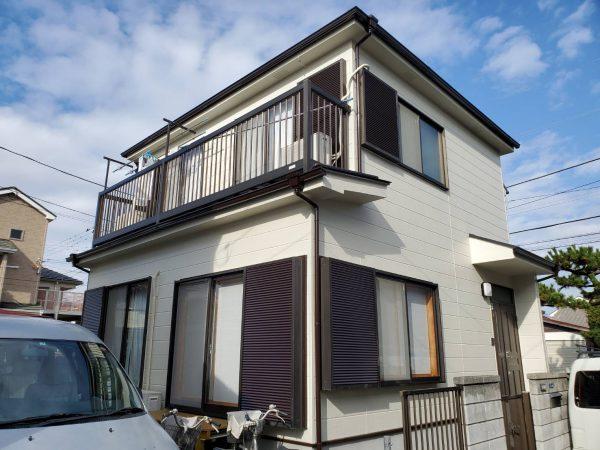 茅ヶ崎市 M様邸 外壁・屋根塗装工事