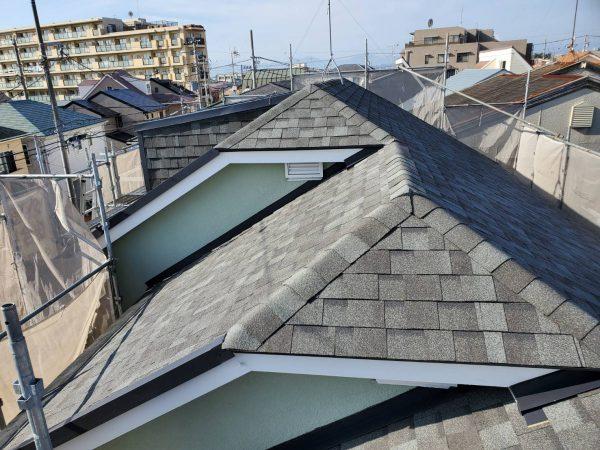 茅ヶ崎市 S様邸 付帯部塗装・屋根カバー工法