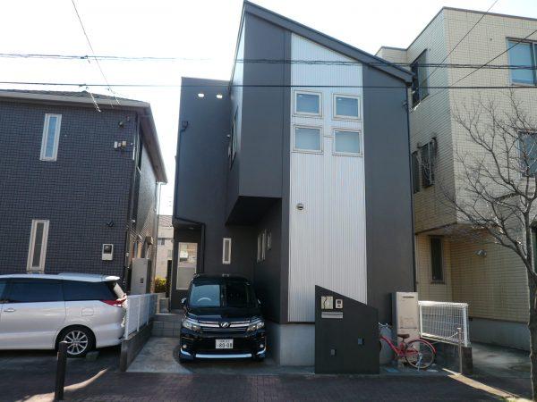 茅ヶ崎市 N様邸 外壁・屋根・付帯部・バルコニー床防水工事