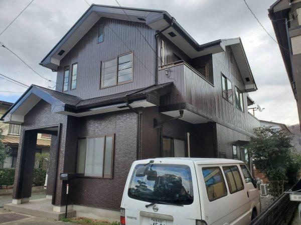 藤沢市 I様邸 外壁・屋根・付帯部・バルコニー床防水工事