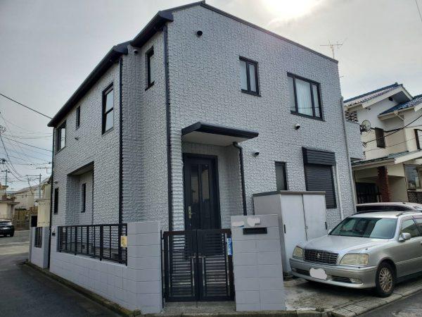 茅ヶ崎市 T様邸 外壁・屋根・付帯・外構塗装・コーキング工事