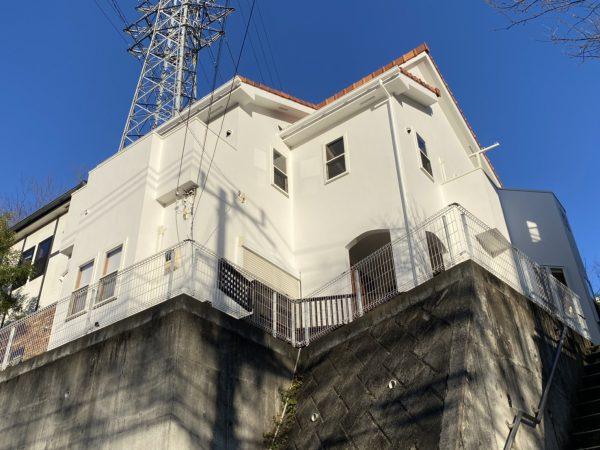 平塚市 I様邸 外壁・付帯部・バルコニー床防水工事