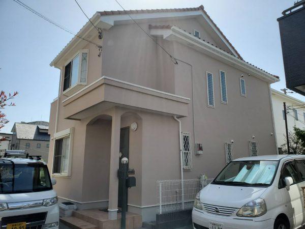 茅ヶ崎市 T様邸 外壁・付帯・バルコニー防水工事