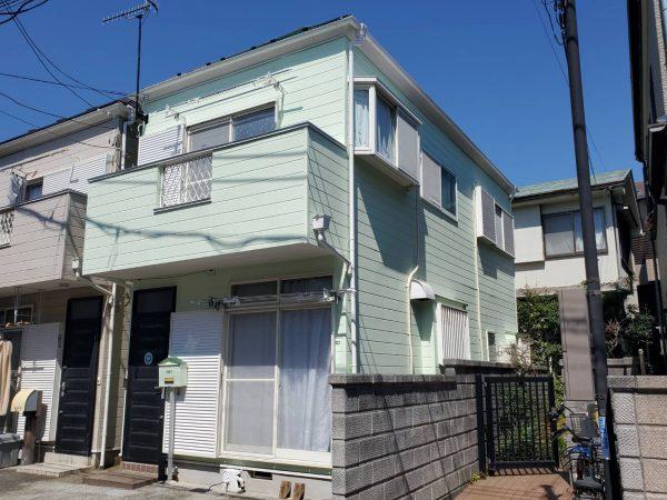 茅ヶ崎市 O様邸 外壁・屋根・付帯部塗装・バルコニー防水工事