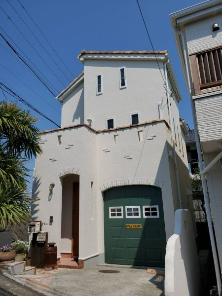 茅ヶ崎市 Y様邸 外壁・付帯部塗装・バルコニー防水工事
