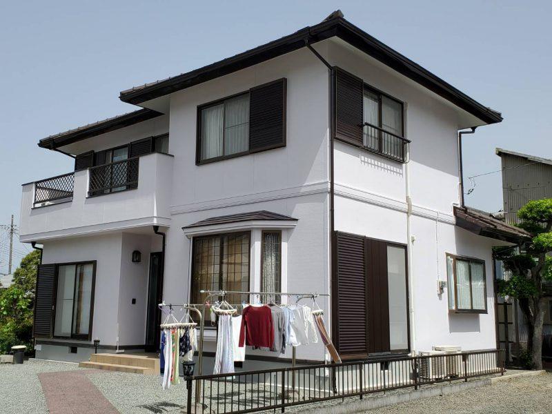 茅ヶ崎市 K様邸 外壁・付帯部塗装・バルコニー防水工事