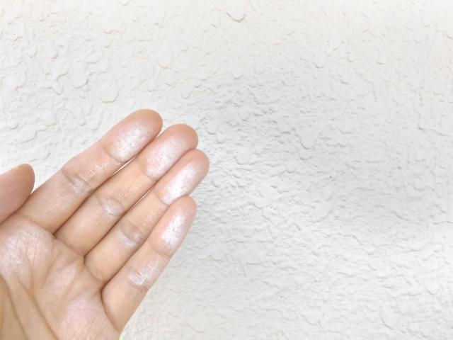 塗装前に気を付けて!白亜化・チョーキング現象