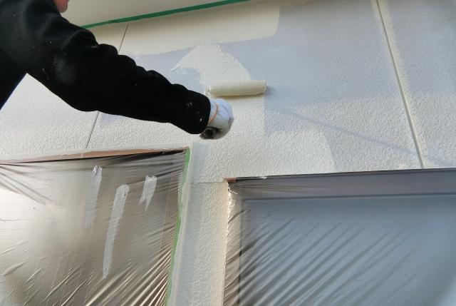 夏場の塗装作業、換気はできる?