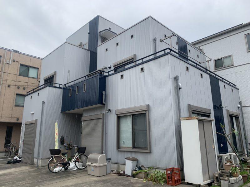 寒川町 N様邸 コーキング・外壁・屋根・付帯部塗装・バルコニー防水工事