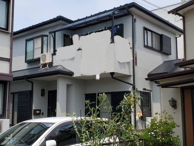 茅ヶ崎市 K様邸 外壁・屋根・コーキング工事