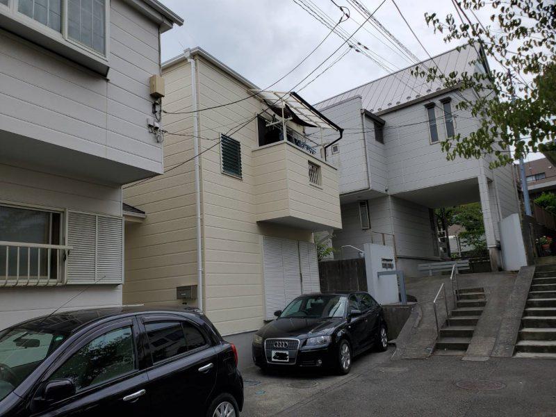 茅ヶ崎市 T様邸 外壁・屋根・コーキング・バルコニー床防水工事