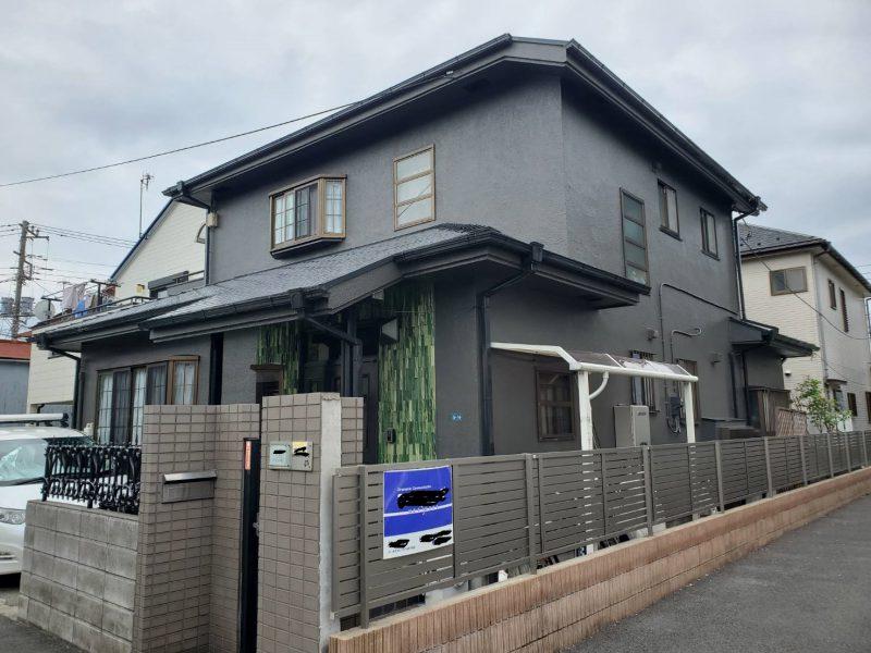 茅ヶ崎市 O様邸 外壁・屋根・付帯部塗装工事
