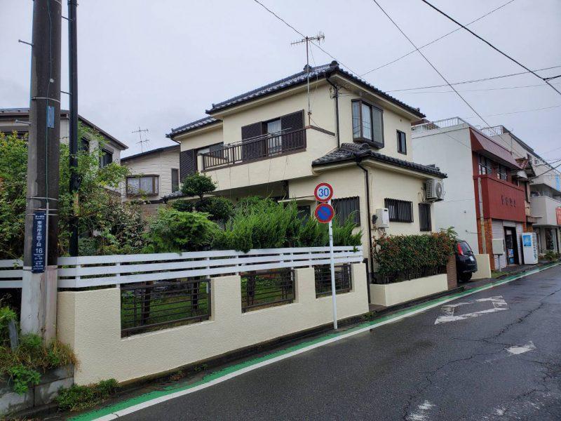 茅ヶ崎市 Y様邸 外壁・バルコニー防水・瓦漆喰工事