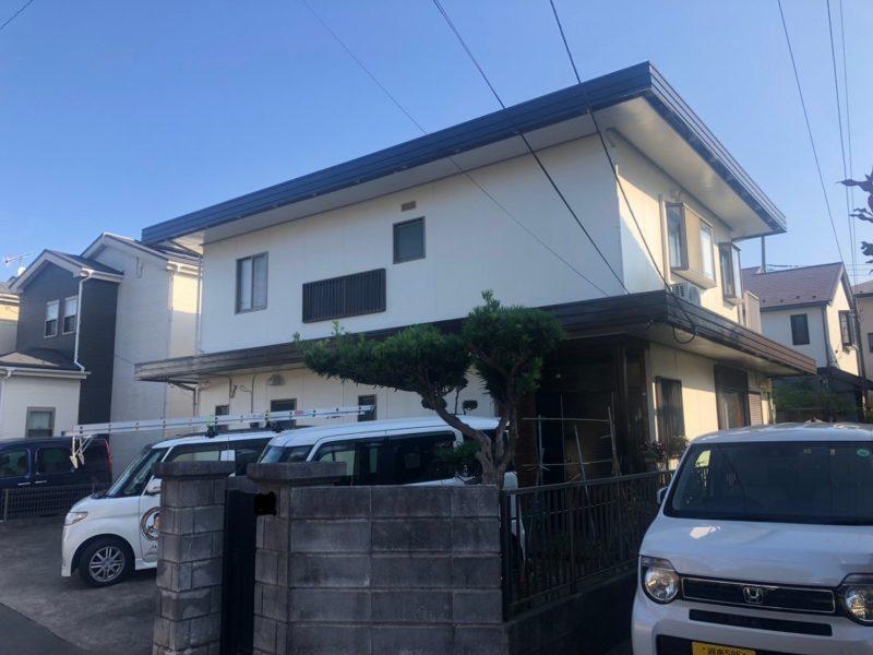 藤沢市 M様邸 外壁・屋根塗装工事