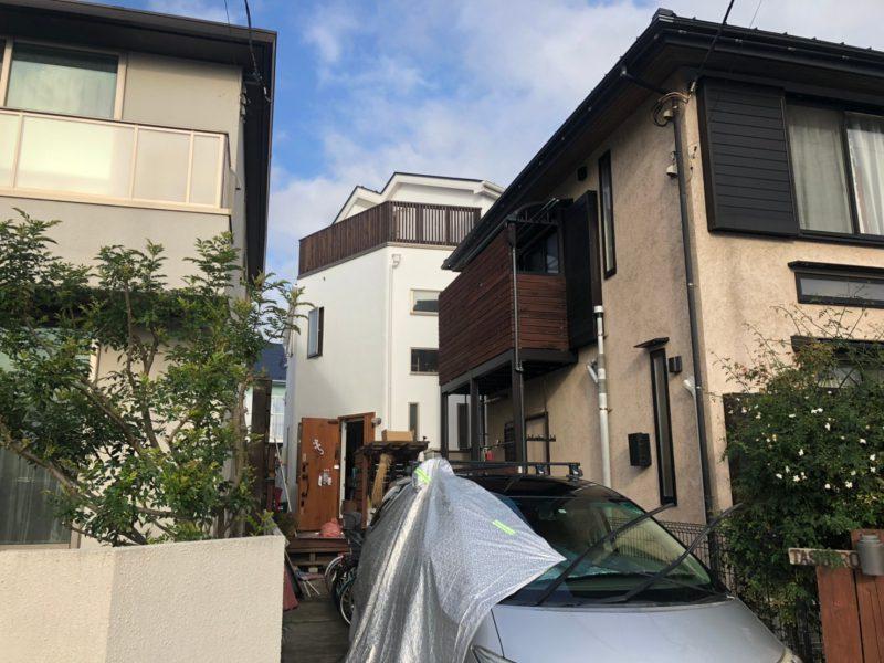 茅ヶ崎市 T様邸 外壁塗装工事